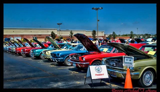 64-66 Mustangs